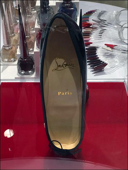 Christian Louboutin Shoe Signature