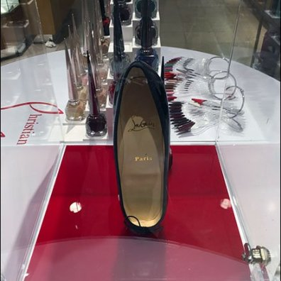 Christian Louboutin Signature Shoe Museum Case 2
