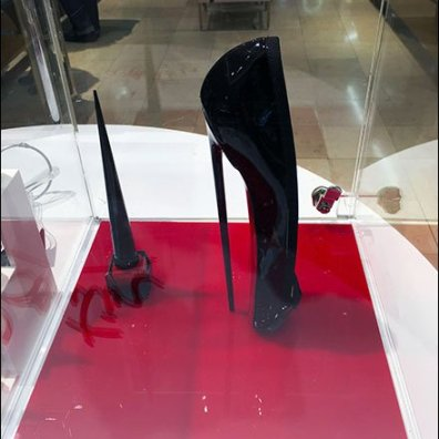 Christian Louboutin Signature Shoe Museum Case 3