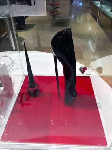 Christian Louboutin Signature Shoe Museum Case 3