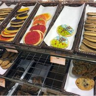 Cookie Grid Shelves 2