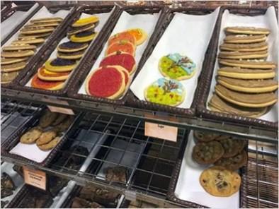 Cookie Grid Shelves 2