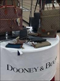 Dooney & Bourke Branded Table Cloth 3