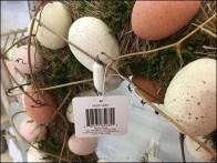 Easter Egg Wreaths Back Labelled Pegboard Hook 2