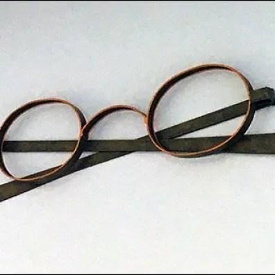 Eyeglass Frames As Wall Decor 3