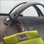 Fendi MicroBag As Purse Charm Asymmetric