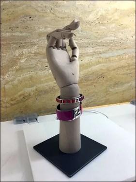 Fendi Single Handform Bracelet 1