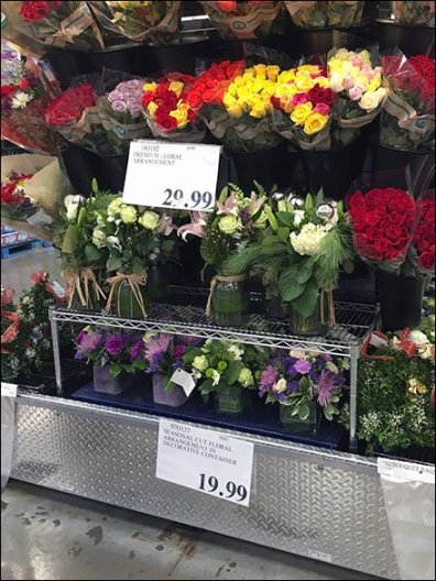 Floral Display Metro Shelf Aftermarket 2