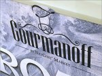 Gourmanoff Coffin Cooler Private Labeled Logo