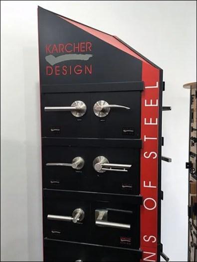 Karcher Design Miter Top Vertical Display 2