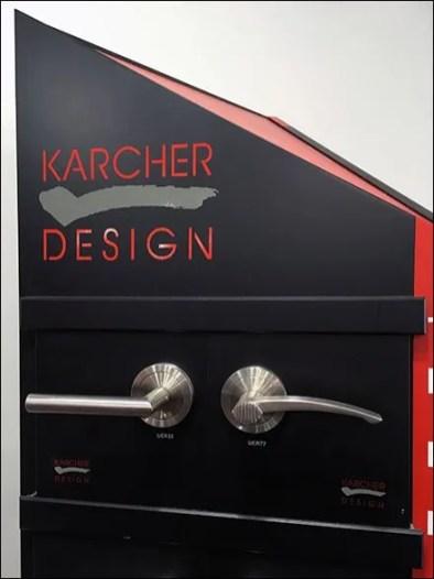 Karcher Design Miter Top Vertical Display 3