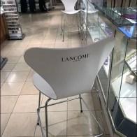 Lancome Branded Salon Seating 1