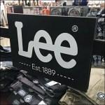 Lee Logo Bar Hung