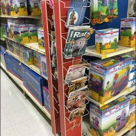 Literature Swing Away PowerWing Rack 1