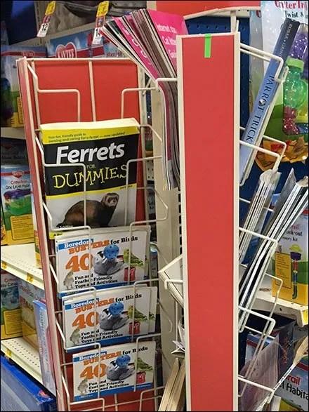 Literature Swing Away PowerWing Rack CloseUp Main