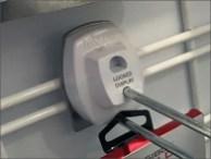 Locking Anti THeft Hook For Slatwire 3