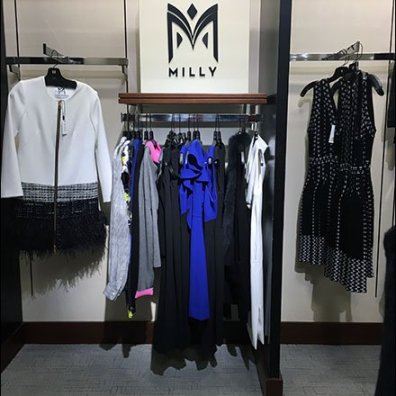 Milly Decorative Department Branding 1