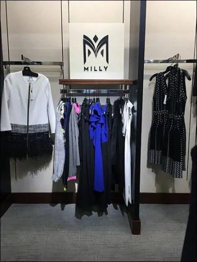 Milly Decorative Department Branding 1