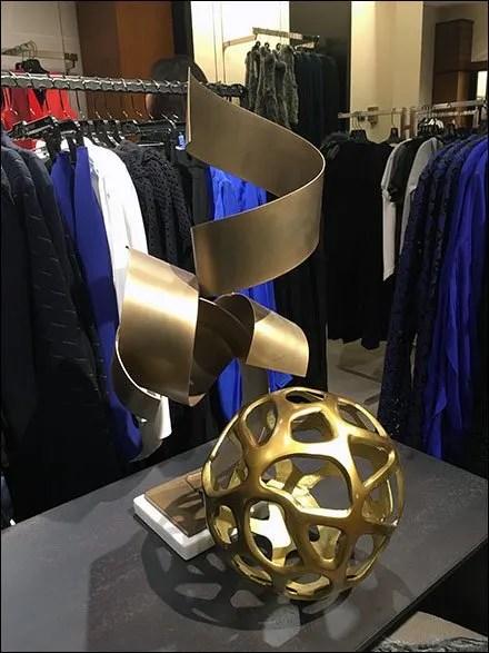 Neiman Marcus Sculpture In-Store Main