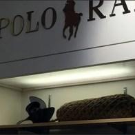 Polo Ralph Lauren Boat Prop Retail Prop