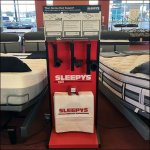 Sleepys Branded Bag Dispenser Aux