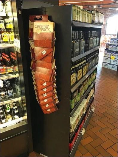 strip merchandising beer 1 - Beer Merchandiser