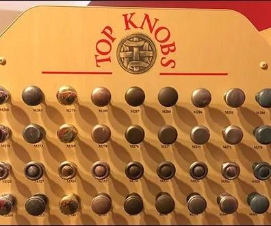Top Knobs Hardware Display 2