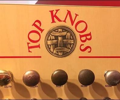 Top Knobs Hardware Display 3