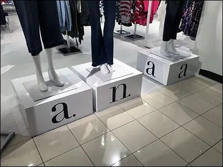 A.N.A. New Approach Pedestals Main