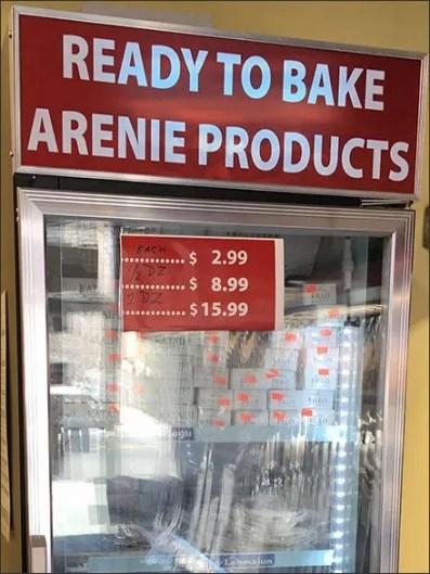 Arenie Armenian Ready To Bake 3
