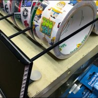 Duck Tape On-Shelf Lane Control 3