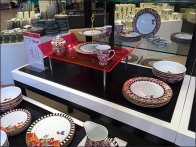 Edge-Lit Acrylic Tray Macys Tableware 4
