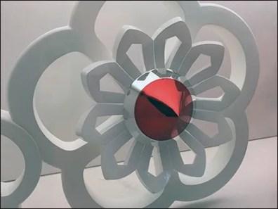 Fendi Spring Flower or Summer Snowflake 3