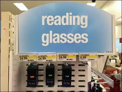 Folding Eyeglasses Slotted Straight Entry Hook 1