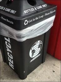 Four-Way Recycle Bin 2