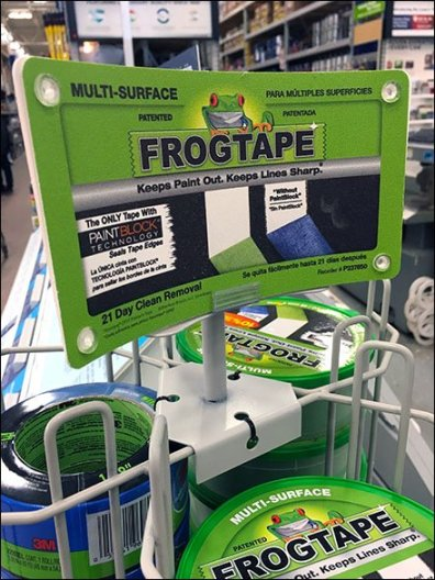 Frog Tape Table-Top Spinner 3