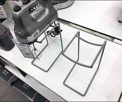 Hand Mixer Open Wire Table Stand 2