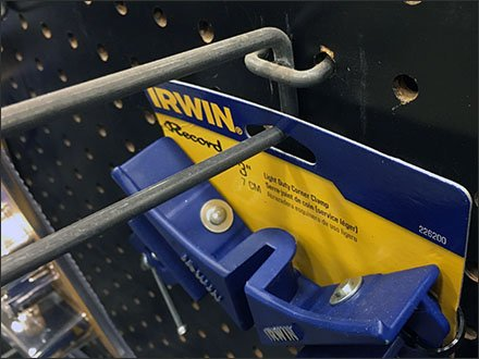 Irwin Corner Clamp Scan Hook 3