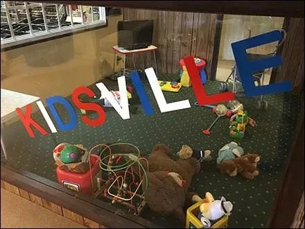Kidsville Retail Play Area Main