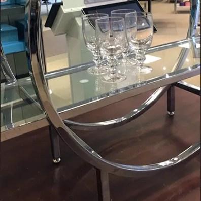 Lenox Glass Circular Display Rack 3