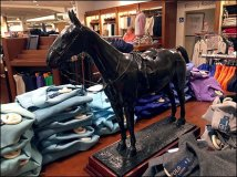 Horse's Ass Takes Center Stage at Polo Ralph Lauren