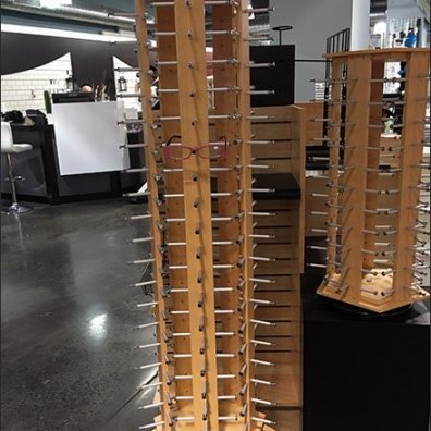 Sunglass and Eyewear Towers