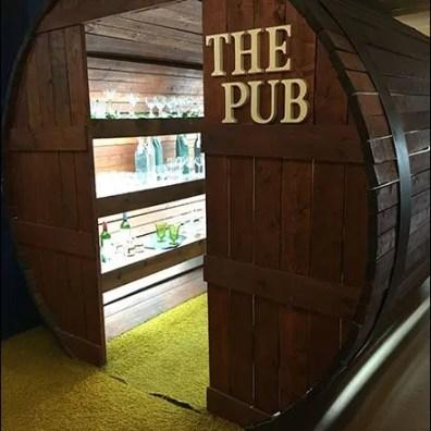 The Pub Store-In-Store Glasswares 4