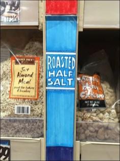 Trader Joes Nut Color Code 3