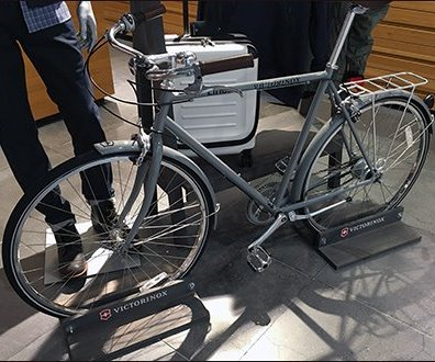 Victorinox Branded Dutch Raffle Bicycle