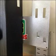 Wall Safel Display Slot Mounts 2