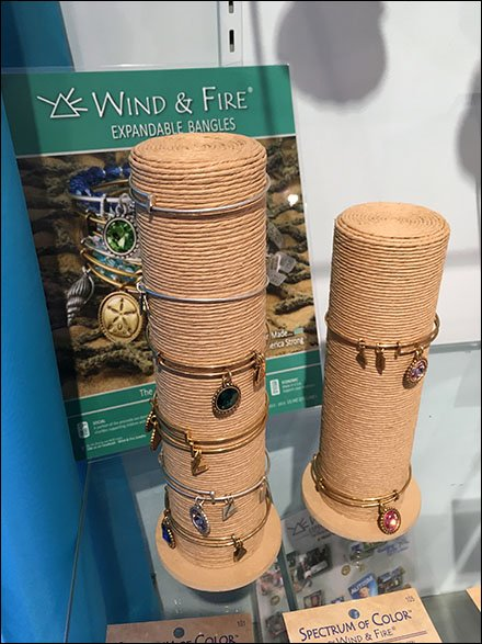 Wind And Fire Corded Bracelet Posts Main