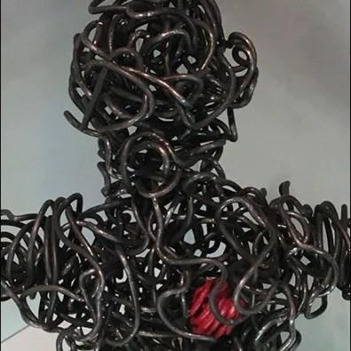 Wire Man Heart 3