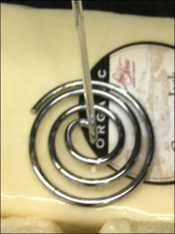 Coil Clip Sign Holder 3