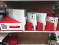 Corrugated Shipping Box Divider Display 2